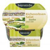 Kichererbsen-Salat mit Gurke & Dill
