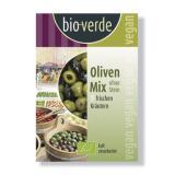 Olivenmix mit frischen Kräutern, ohne Stein