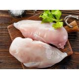 Fleisch vom Geflügel