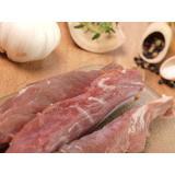 Fleisch vom Lamm