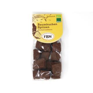 Baumkuchenspitzen, Vollmilch (FBM)