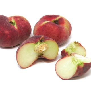 Pfirsiche flach - 3 kg Gebinde
