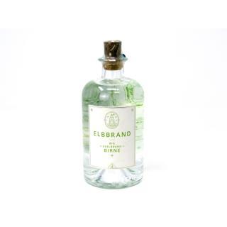 Elbbrand - Birne