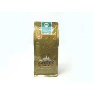 Espresso India Verde gemahlen 250g