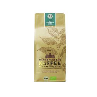 Espresso India Verde gemahlen 500g