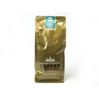 Espresso India Verde Bohne 500g