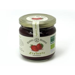 Fruchtaufstrich Erdbeer Kiebitz