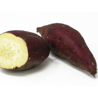 Süßkartoffel weißfleischig