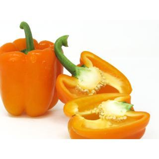 Paprika orange