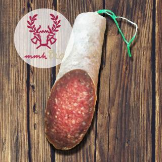 Lamm-Fenchel-Salami, halb, ca. 90g