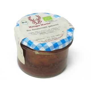 Rinder-Mett gekocht im Glas (MMH)
