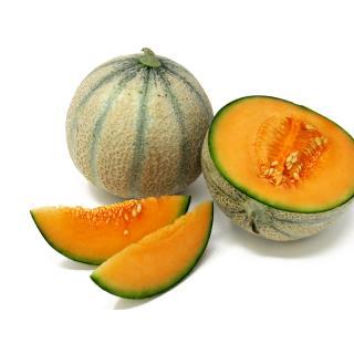 """Honigmelone """"Cantaloupe"""", ca. 650g+"""