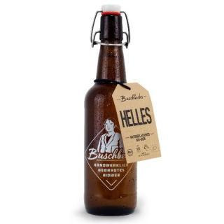 Buschbecks Helles 9x0,5l - Kiste
