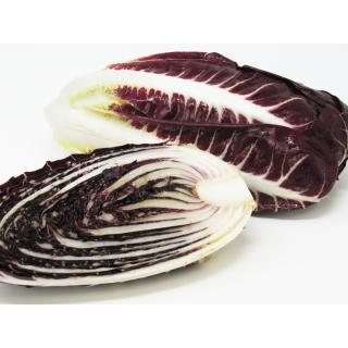 Radicchio, länglich ovale Sorte
