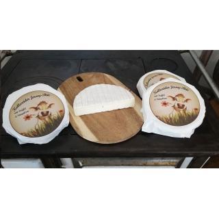Trüffel Brie mit Steinpilzen