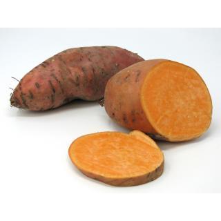Süßkartoffeln, klein