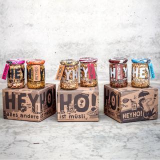 HEYHO, Starterpaket - 6 Sorten