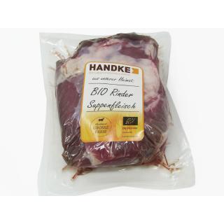 Suppenfleisch Rind o.Knochen, ca. 500g (HAN)