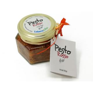 Pesto Rosso frisch - Lebensgrün