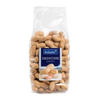 Erdnüsse, geröstet (330g)
