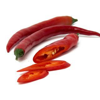 Peperoni rot