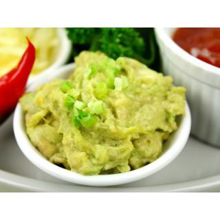Alle Zutaten für Guacamole