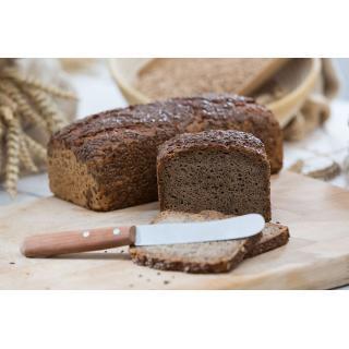Halbes Leinsamenbrot - Brot der Woche