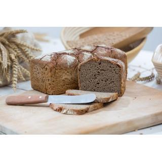 Halbes Lichtkorn-Roggenbrot - Brot der Woche