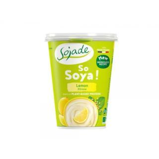 Sojajoghurt Zitrone (400g) - Sojade