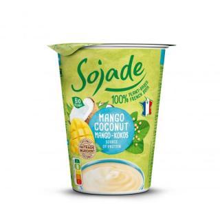 Sojajoghurt Mango-Kokos (400g) - Sojade