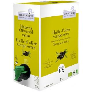 Olivenöl mild nativ extra 3 l Bag in Box
