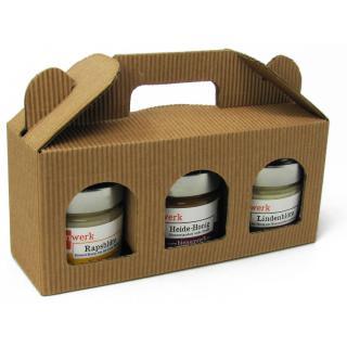 Geschenk-Honig 3 x 250 g