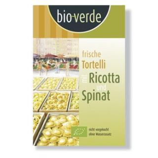 Tortelli Ricotta Spinat, frisch