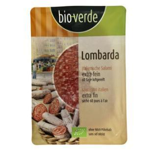Salami -Lombarda - Aufschnitt