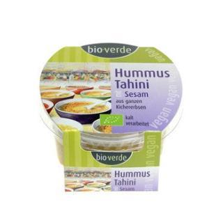 Hummus-Tahini