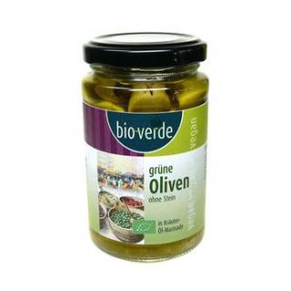 Oliven Grün ohne Stein