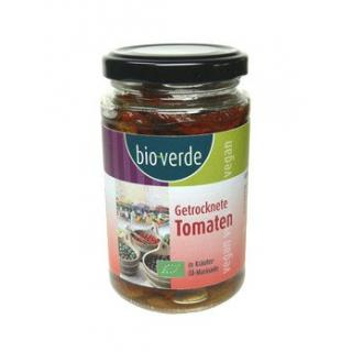 Tomaten getrocknet in Kräuteröl