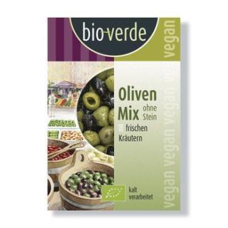 Olivenmix mit frischen Kräutern, o.St.