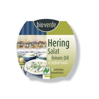 Herings-Salat Dill-Joghurt