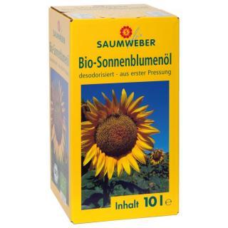 Sonnenblumenöl 10 Liter