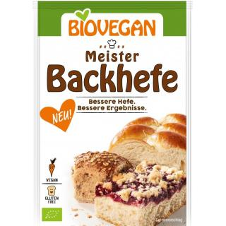 Backhefe Bio Trocken