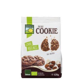 Mini Cookie Schoko-Haselnuss