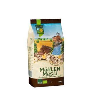 Mühlen Müsli Schokolade