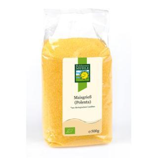 Polenta - Maisgrieß