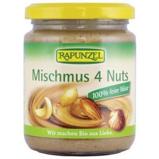 Mischmus 4 Nuts - 250g