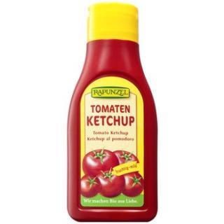 Ketchup in der Squeezeflasche (Rapunzel)