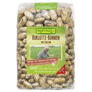 Borlotti Bohnen aus Italien