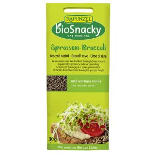Keimsaat-Sprossen-Broccoli, bioSnacky
