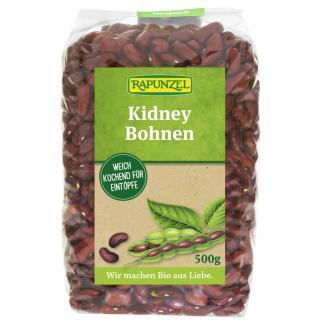Kidney Bohnen, rot
