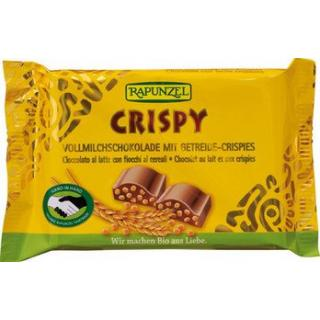 Vollmilchschokolade Crispy